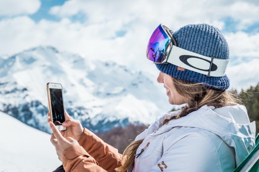Cuentas de Instagram y esquí que debes seguir, incluídas las de Aramón