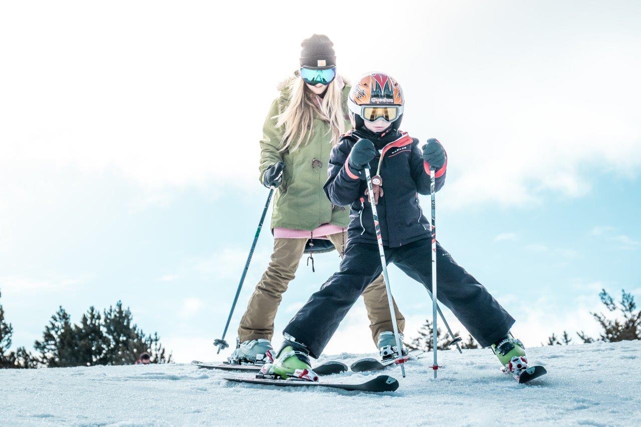 Por qué aprender a esquiar nunca ha sido tan fácil