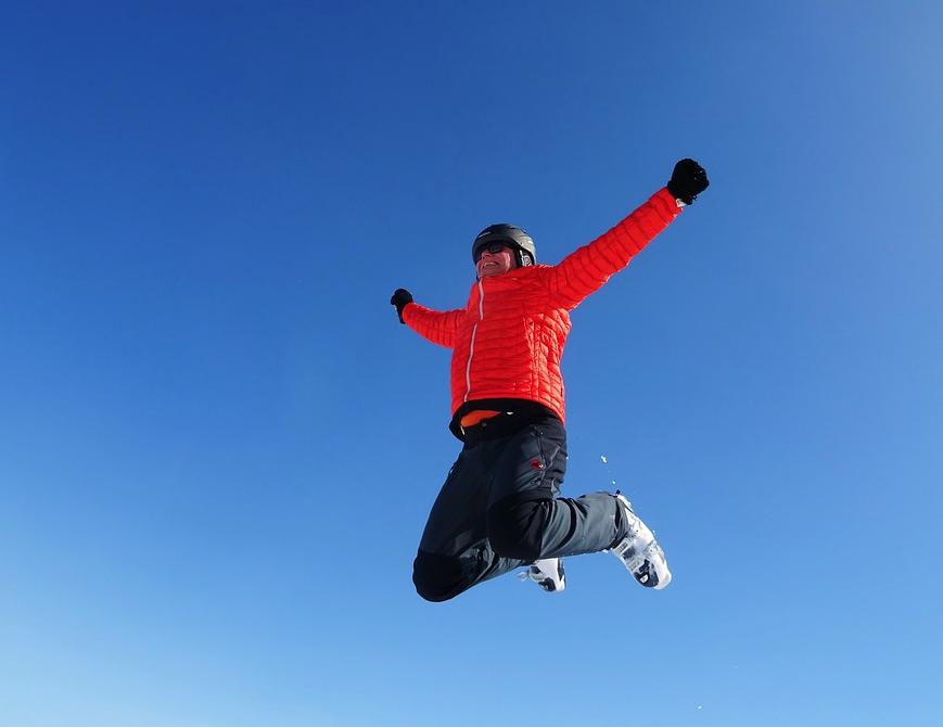 Beneficios del esquí para la salud