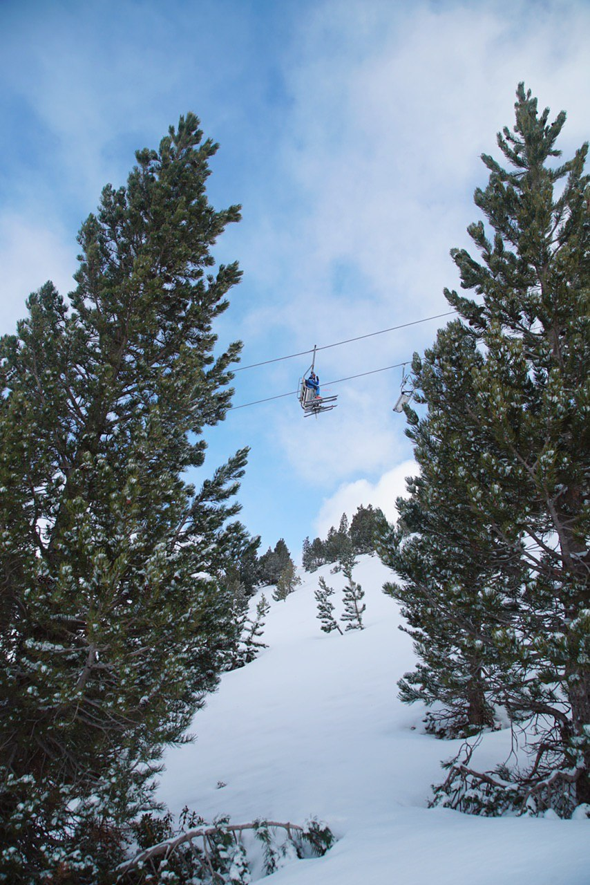¡Espectacular finde! Nieve fresca y ¡solazo!