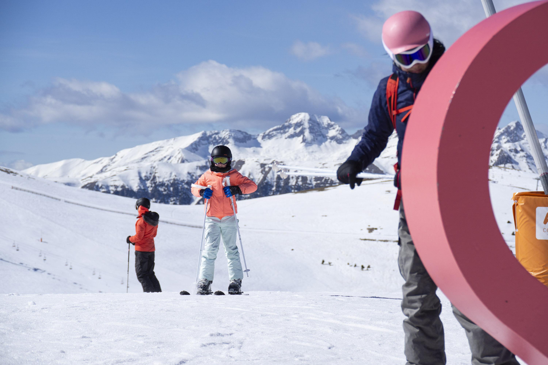 Los snowpark de Formigal y Cerler se convierten en protagonistas de un fin de semana que llega con nieve