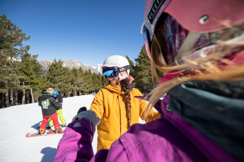 ¿Todavía no te has estrenado esta temporada de esquí?