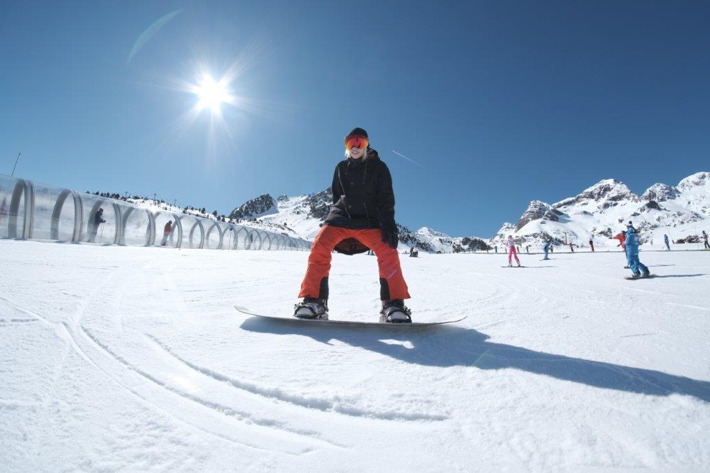 Si todavía no has estrenado la temporada de esquí, ¡a qué esperas!