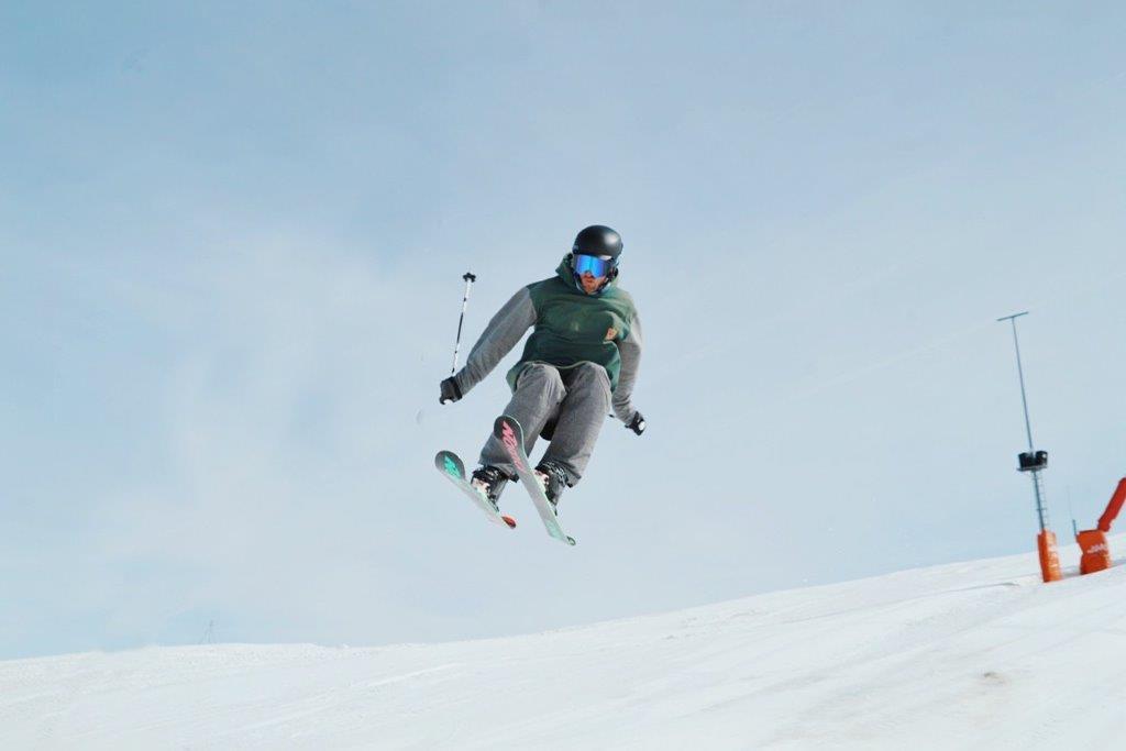 Vuelven las competiciones a Aramón en un fin de semana que se avecina con nieve, sol, música y muchos kilómetros