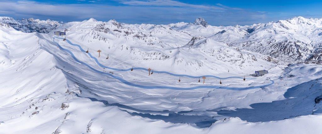 Aramón empieza a preparar la próxima temporada de esquí