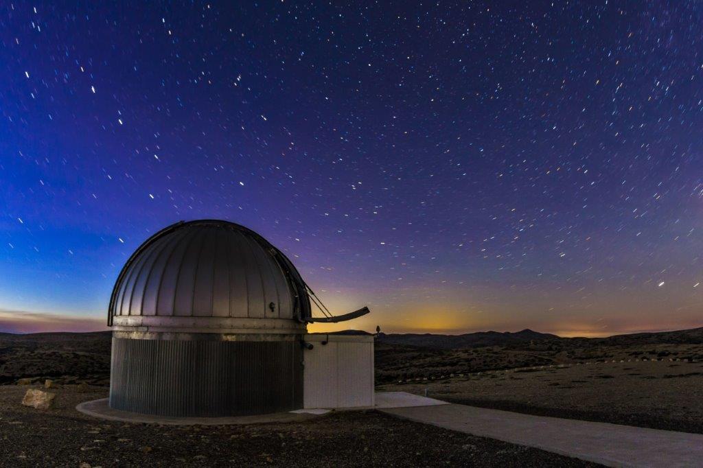 Teruel. Cielos limpios para contemplar las estrellas