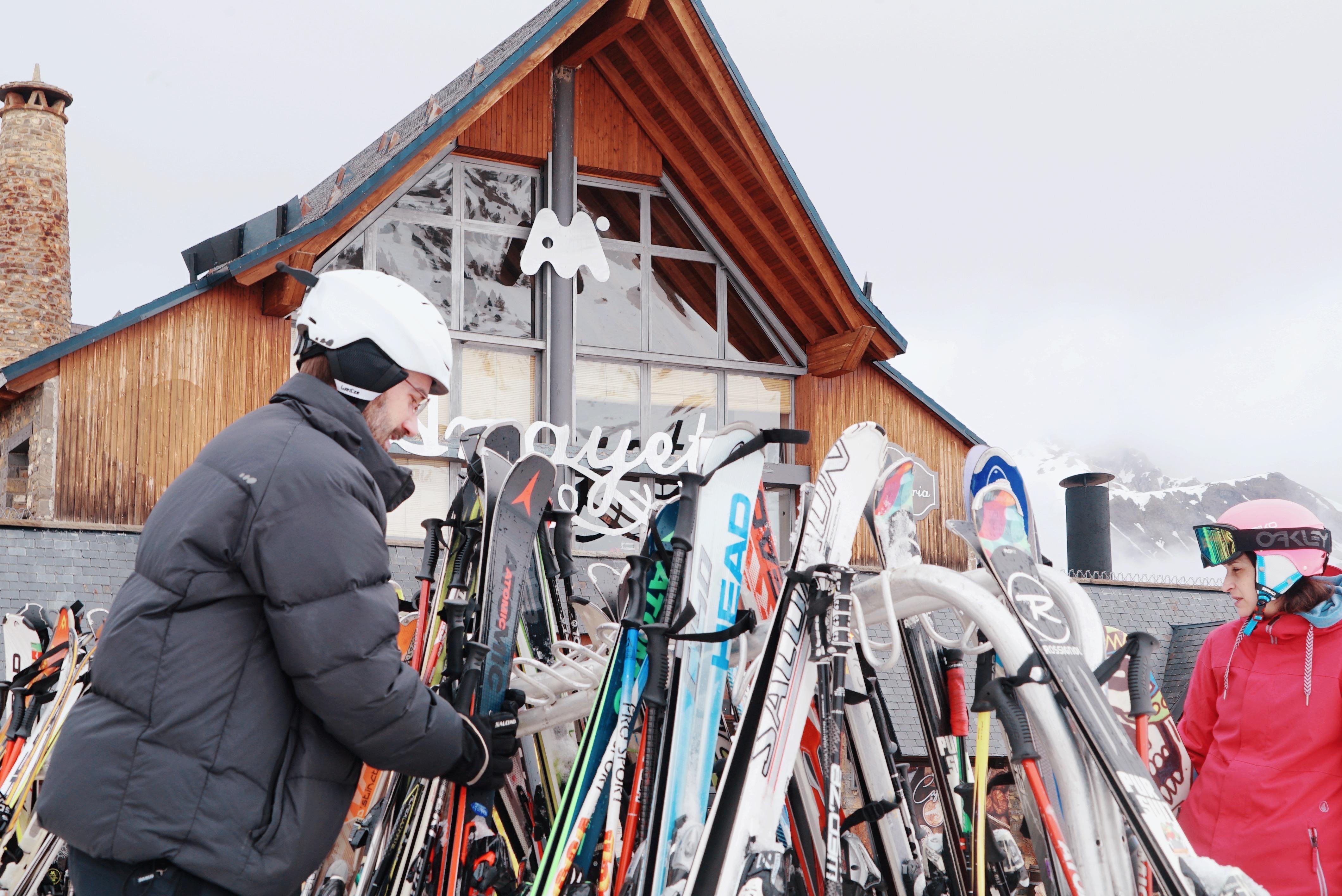 ¿Esquí duro, bota dura?
