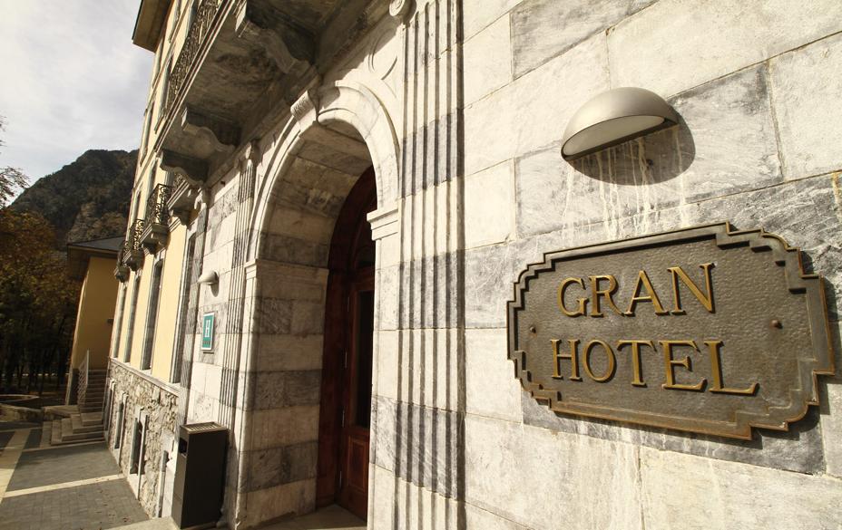 Los hoteles más antiguos y con más historia de nuestras estaciones
