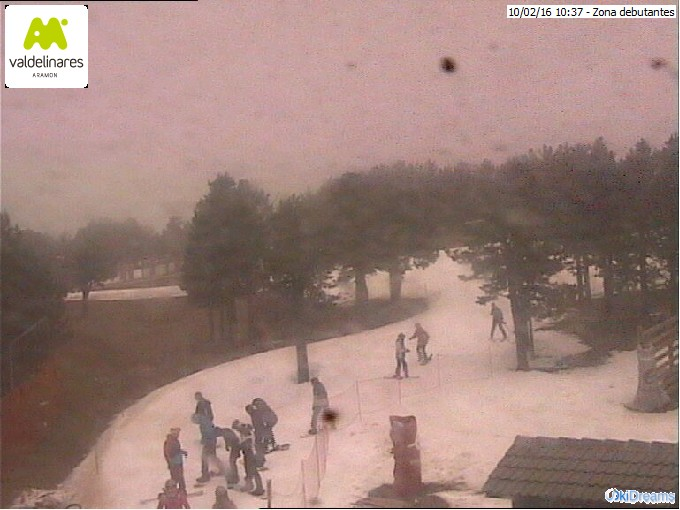 Webcams de Valdelinares