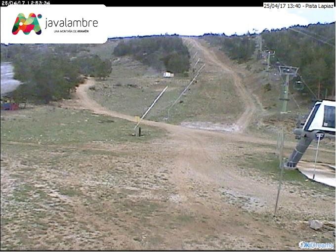 Webcams de Javalambre (España)