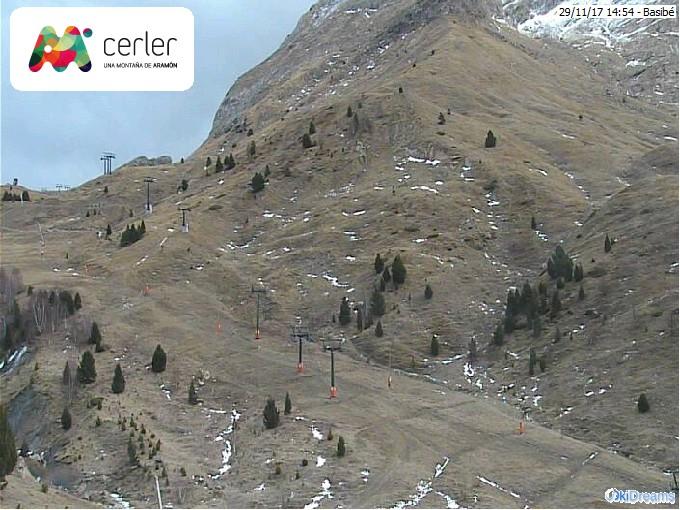 Webcams de Cerler (España)