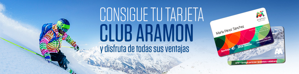 ventajas club aramon