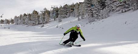 Alquiler equipo alpino Javalambre Valdelinares
