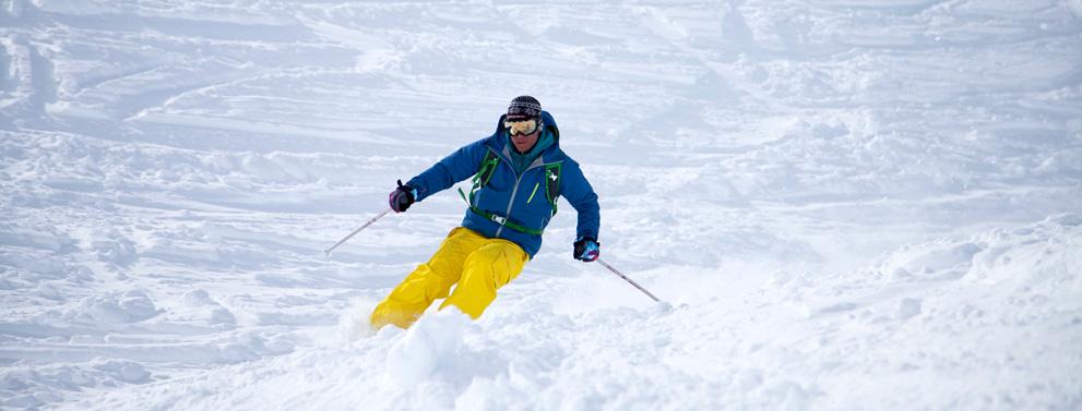 alquiler snowboard