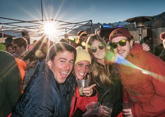 Apres Ski Cerler