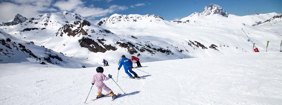 escuela esqui Formigal