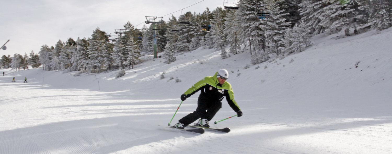 Alquiler equipo alpino Javalambre