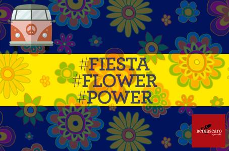 fiesta flower power remascaro