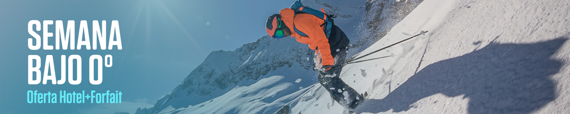 oferta esqui semana bajo cero aramon formigal panticosa cerler