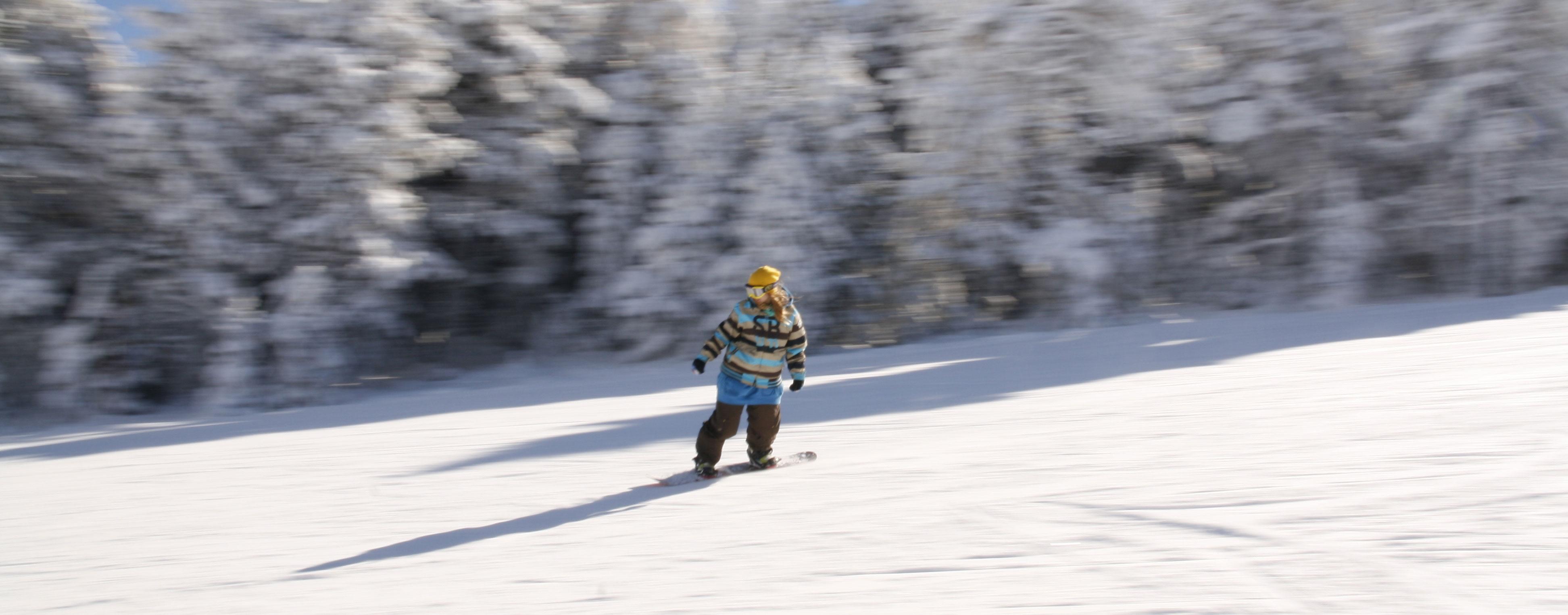 Alquiler equipo snow Javalambre