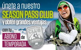 Ventajas Season Pass Club