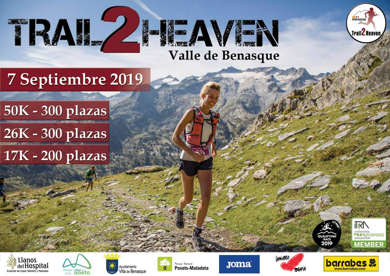 trail 2 heaven valle benasque