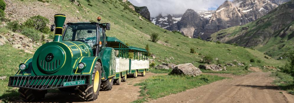 tren de panticosa el sarrio
